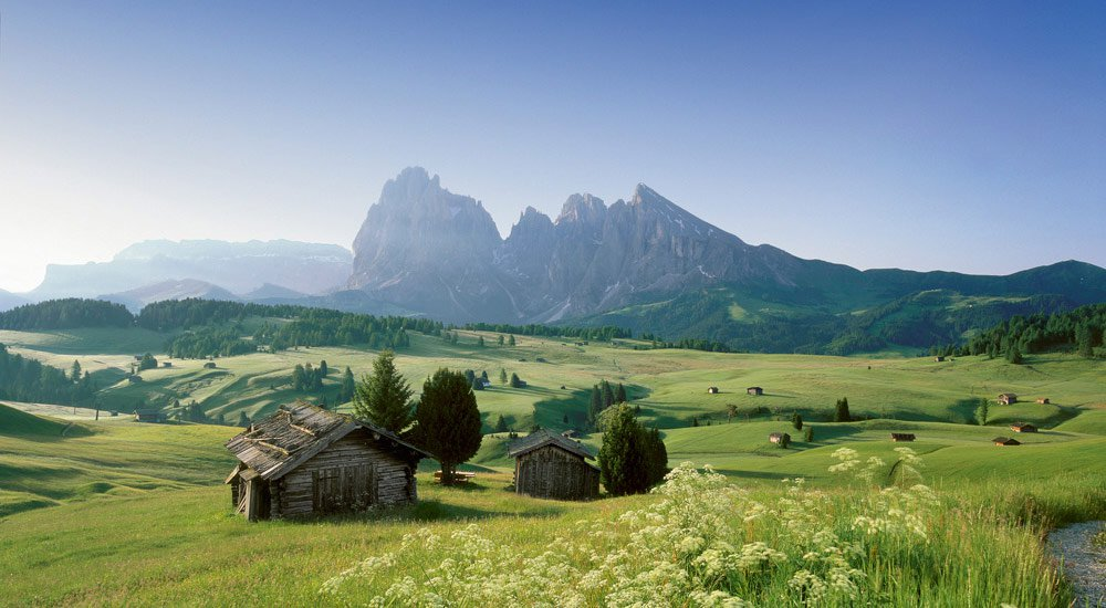 Adventure playground Alpe di Siusi: varied family holidays in the Dolomites