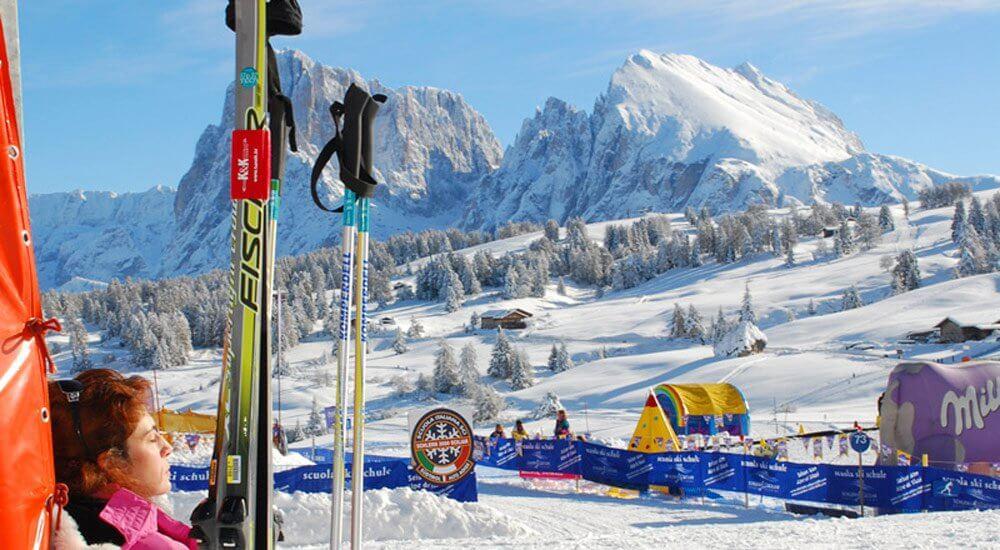 Ski nursery school