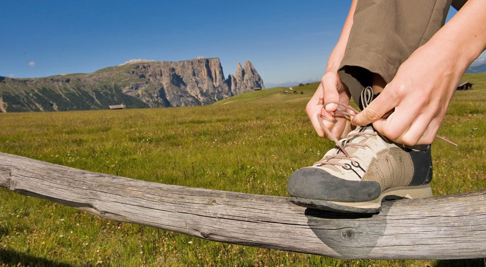 Hiking holidays in the Dolomites – Nature experience Alpe di Siusi